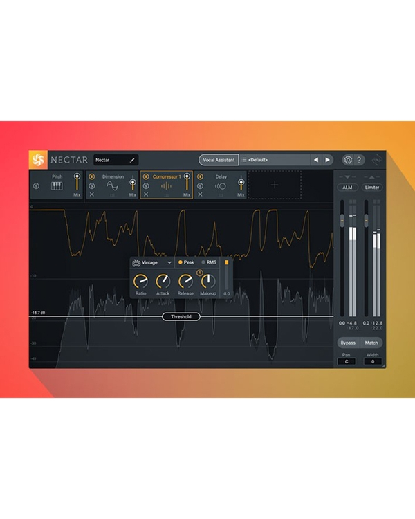 iZotope Nectar 3 (Digital Download)