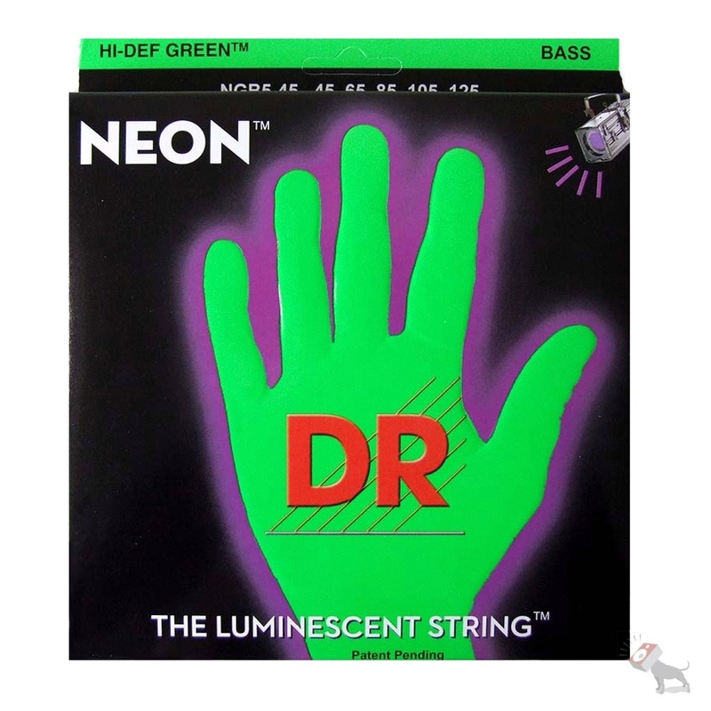 DR Neon Green