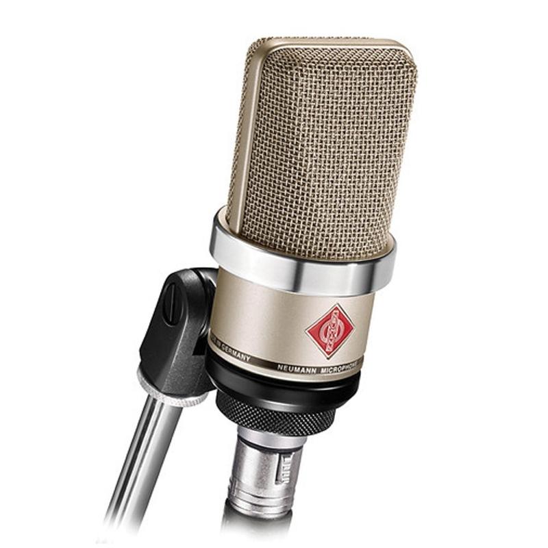 Neumann TLM-102 Large Diaphragm Studio Condenser Microphone (Nickel)