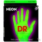 DR Strings NGE-9 Neon Hi-Def Green Coated Lite Electric Guitar Strings (9-42)