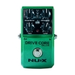 NuX Efx Drive Core Deluxe Boost Blues Driver Guitar Effects Pedal