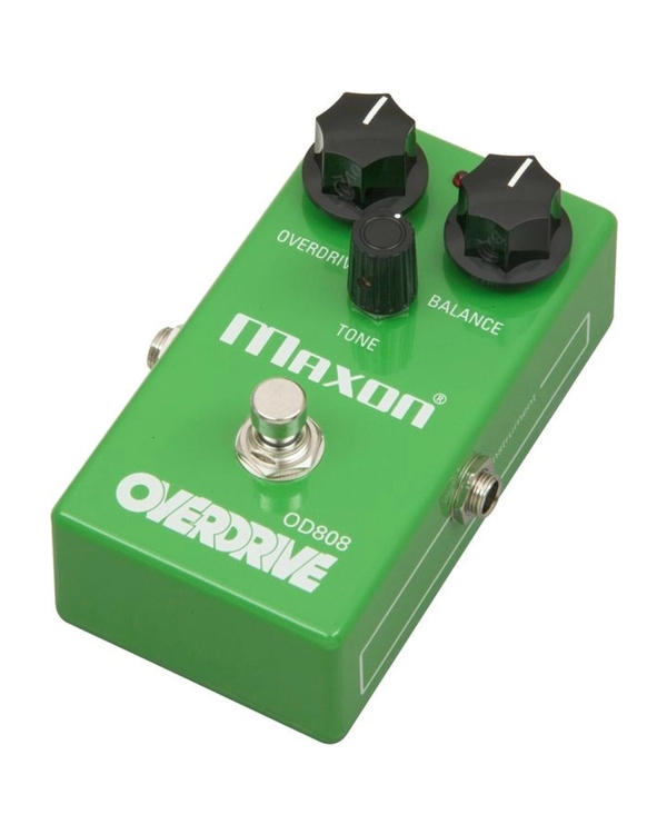 Maxon OD808 Reissue Overdrive Distortion Guitar Pedal