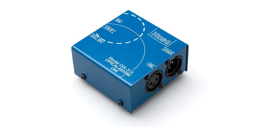 Hosa Digital Audio Interface, S/PDIF Optical to AES/EBU ODL-312 ODL 312