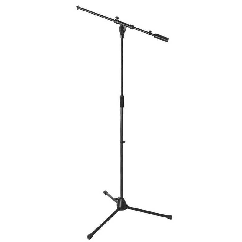 On-Stage Stands MS9701B+ Plus Heavy-Duty Euro Boom Microphone Stand