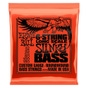 4-Pack Ernie Ball 2838 6-String Slinky Long Scale Electric Bass Strings (32-130)