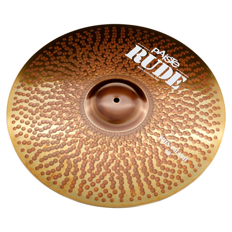 "Paiste RUDE Thin Crash Cymbal - 19"""