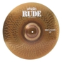 "Paiste RUDE Thin Crash Cymbal - 16"""