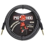 Pig Hog PCH10AG Amp Grill Instrument Cable, Straight - Straight, 10FT