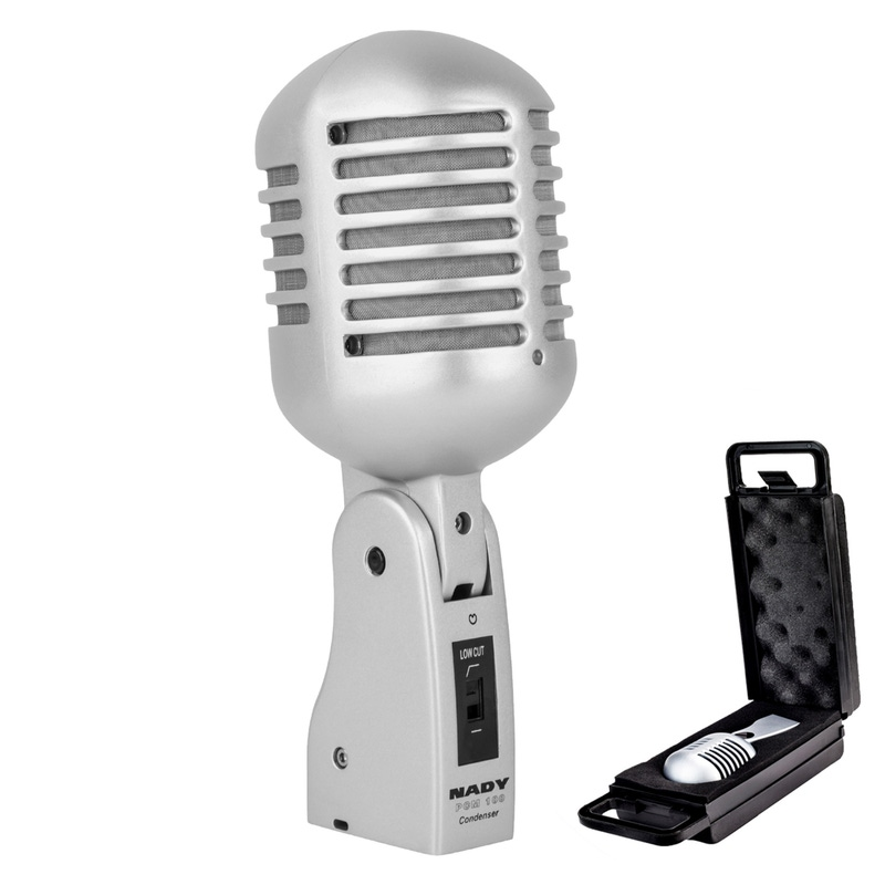 Nady PCM-100 Classic Style Condenser Microphone