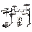 Pintech PDK1000 5-Piece Electronic Drum Kit with Black Mesh Heads