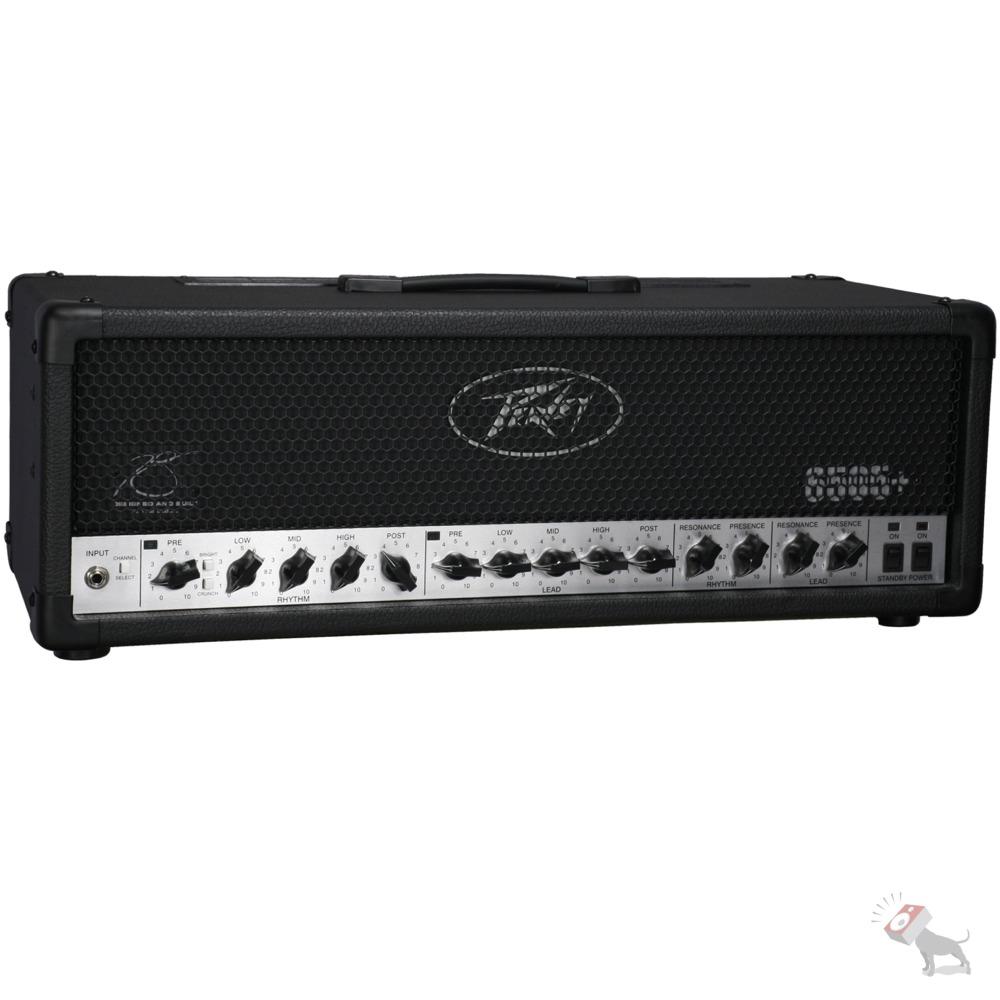peavey 6505 plus 120 watt high gain guitar amplifier amp head footswitch ebay. Black Bedroom Furniture Sets. Home Design Ideas