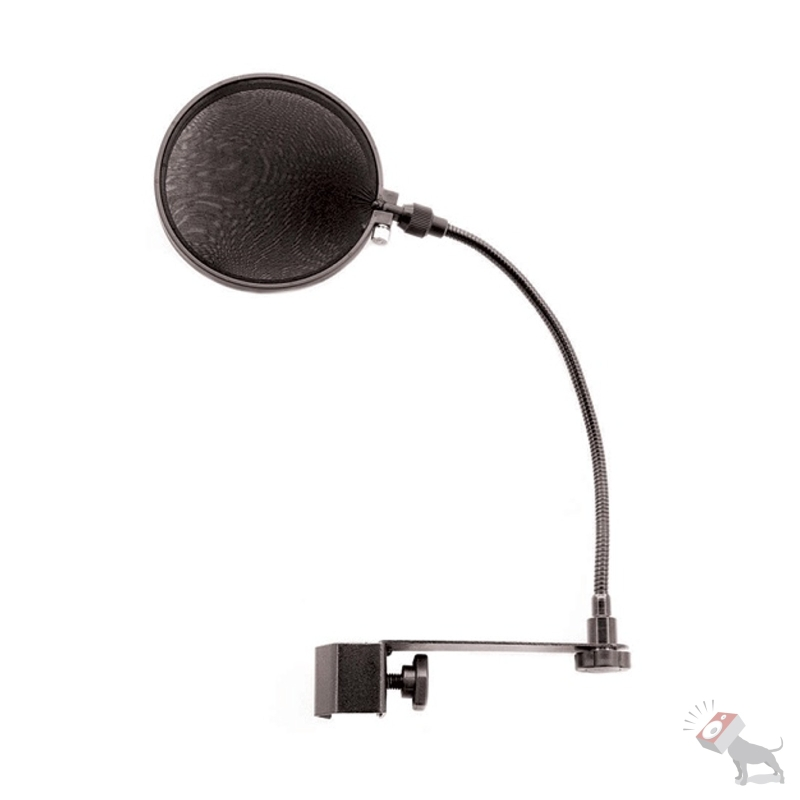 MXL PF-001 Universal Nylon Microphone Pop Filter for Vocal Recording Mic PF001