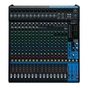 Yamaha MG20XU 20-Channel Mixing Console, 4 Groups, 4 Aux, D-PRE Preamps, 1-Knob Compressors