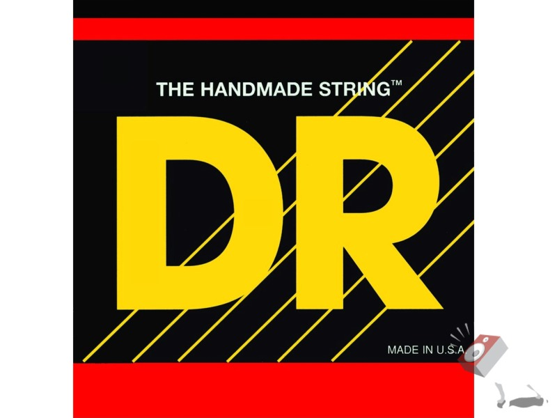 DR Strings LT-9 Tite Fit Lite Electric Guitar Strings (9-42)