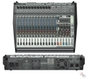 Behringer EUROPOWER PMP6000 20-Ch Powered Multi-Effects FX Mixer PMP 6000