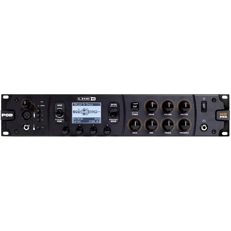 Line 6 POD HD Pro Guitar Processor