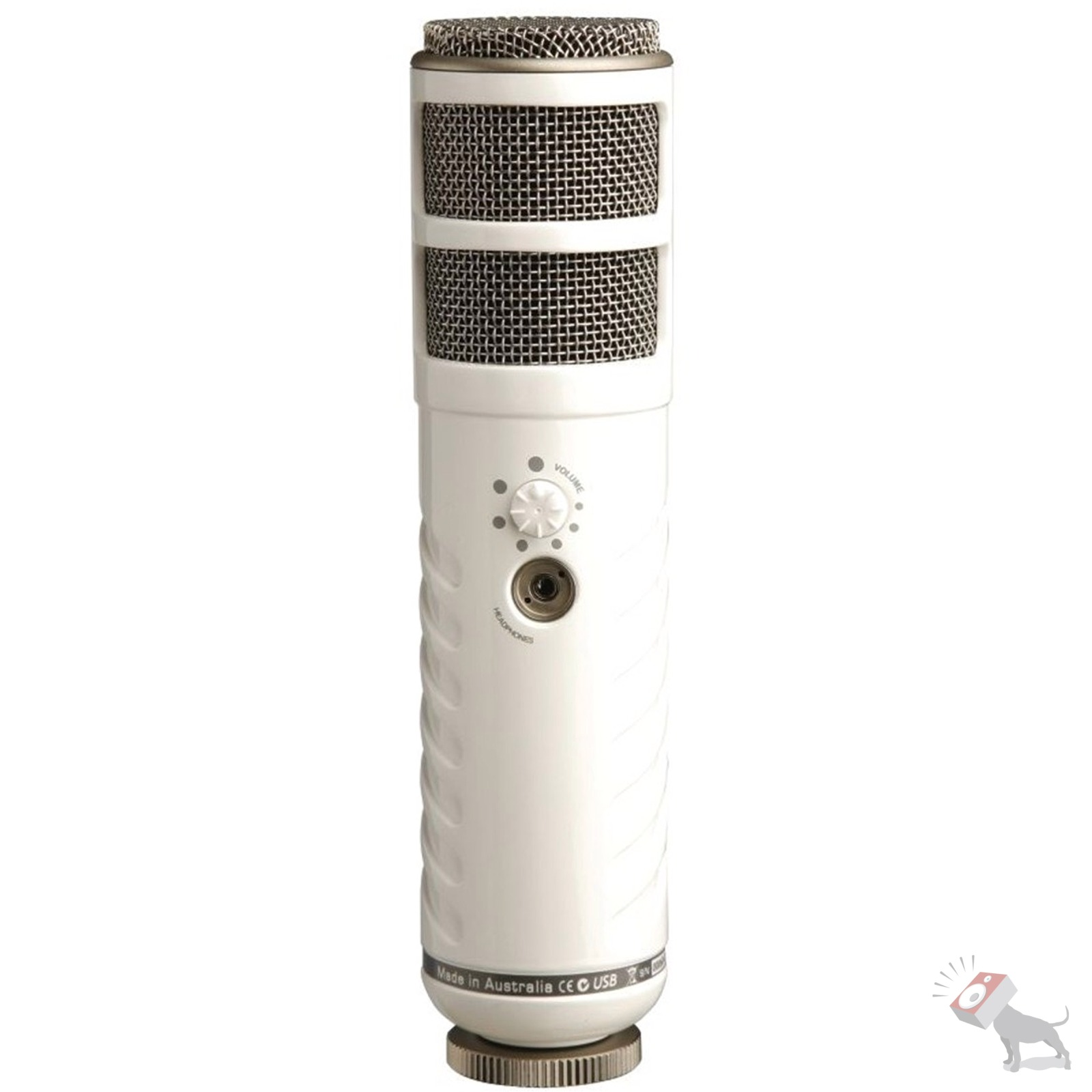 rode podcaster broadcast quality usb microphone cardioid dynamic desktop mic ebay. Black Bedroom Furniture Sets. Home Design Ideas