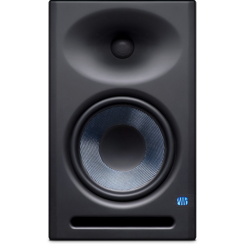 Presonus Eris E8 XT: 2-Way Active Studio Monitor with Wave Guide (Single)