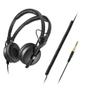 Sennheiser HD 25 On-Ear Closed Studio Monitor Headphones