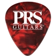 PRS Paul Reed Smith 12-Pack Red Tortoise Celluloid Guitar Picks, Heavy