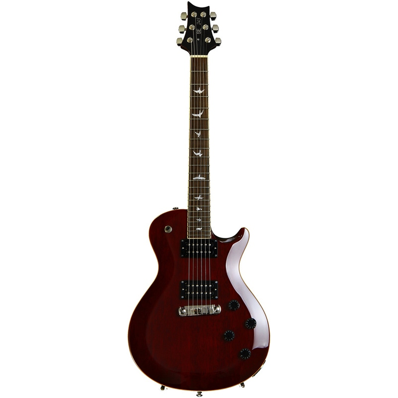 PRS Paul Reed Smith SE 245 Standard Electric Guitar - Vintage Cherry