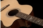 PRS Paul Reed Smith SE A20E Angelus Cutaway Acoustic/Electric Guitar with Hard Case - Natural