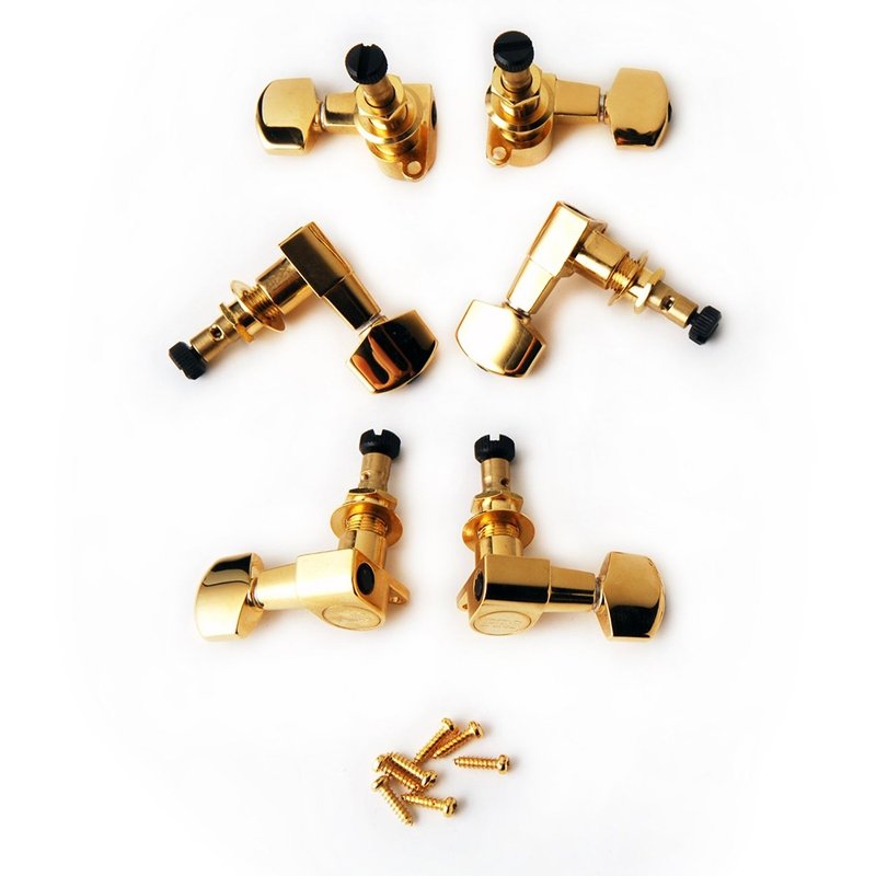 PRS Paul Reed Smith ACC-4338 PRS PH 2 Locking Tuners (Set of 6) - Gold