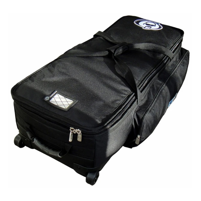 "Protection Racket 5028W-09 28"" x 14"" x 10"" Drum Set Hardware Bag w/ Wheels"