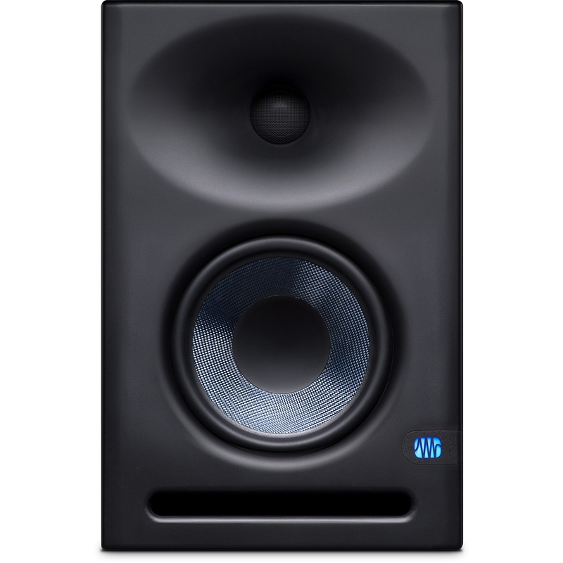 "Presonus Eris E7 XT 2-Way 6.5"" Active Powered Studio Monitor with EBM Waveguide"