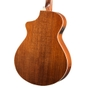 Breedlove Guitars Pursuit Exotic Concert CE Acoustic Electric Guitar, Sitka Spruce - Australian Blackwood, Sunburst, w/ Bag