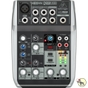 Behringer Xenyx Q502USB 5-Input 2-Bus Mixer and Audio Interface