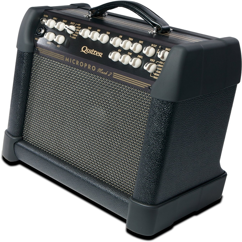 quilter labs micropro mach 2 combo 8 ultra light electric guitar amplifier amp ebay. Black Bedroom Furniture Sets. Home Design Ideas