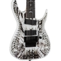 Dean RC7X Rusty Cooley 7-String Wraith Electric Guitar with Hard Case