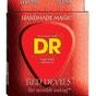 DR Strings RDE-11 K3 Red Devils Heavy Electric Guitar Strings (11-50)