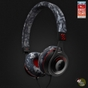Scosche RH656M-Camo On-Ear Headphones with tapLINE Remote & Mic (Camo)