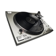 Reloop RP-7000 MK2 Professional Upper Torque Direct Drive DJ Turntable System - Silver