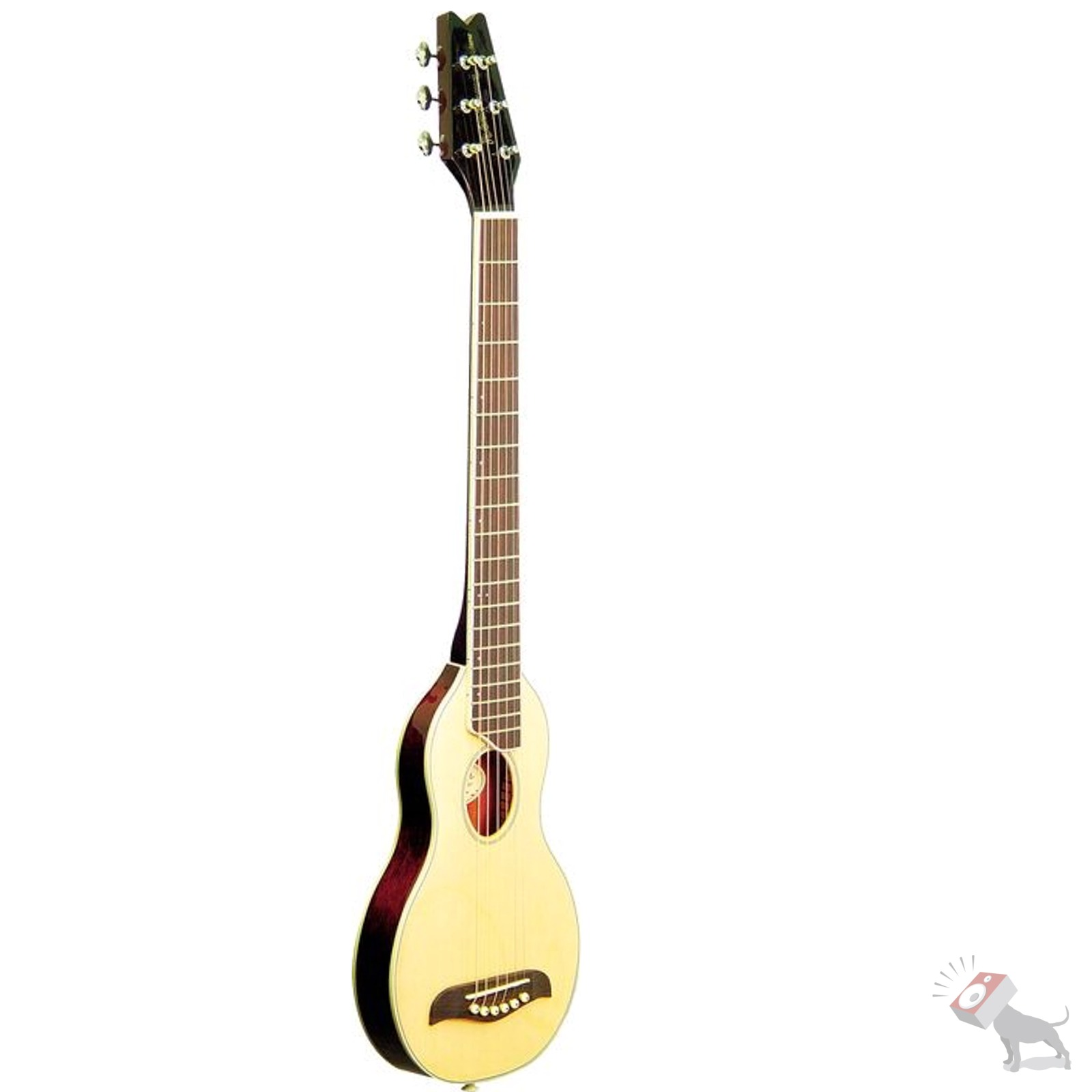 Travel Sized Acoustic Guitar