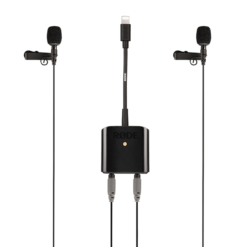 Rode SC6-L iOS Mobile Interview Kit