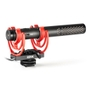 Rode VideoMic NTG Battery-Powered On-Camera Supercardioid Shotgun Microphone