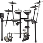 Roland V-Drums TD-1DMK 5-Pad Electronic Drum Kit w/ Hi-Hat & 2 Cymbals, Drum Rack