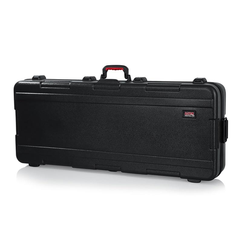 Gator Cases TSA Keyboard Series 61-Note Keyboard Case w/ Wheels