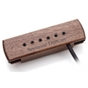 Seymour Duncan Woody XL Hum Cancelling Acoustic Soundhole Pickup SA-3XL Walnut