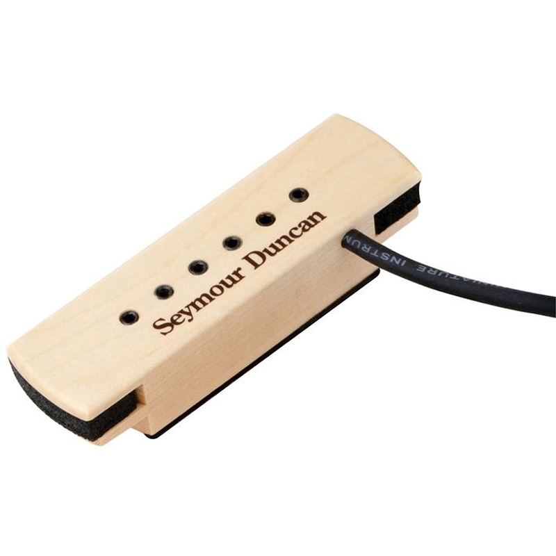Seymour Duncan Woody XL Adjustable Pole Pieces Acoustic Soundhole Pickup SA-3XL