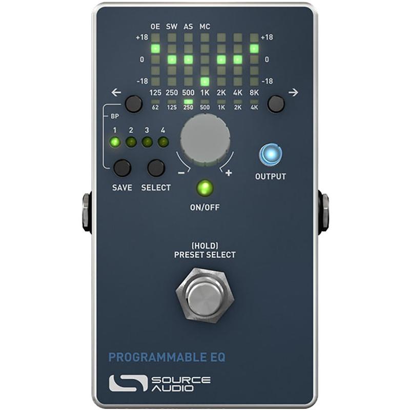 Source Audio SA170 Programmable EQ