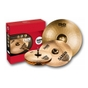 "Sabian 35003B B8 Pro Performance Cymbal Set (14"" Medium Hats, 16"" Thin Crash, 20"" Medium Ride)"