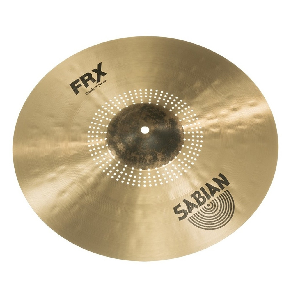 pitbull audio sabian frx1706 frx frequency reduced crash cymbal 17. Black Bedroom Furniture Sets. Home Design Ideas