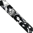 New Motley Crue Leather Guitar Strap -Sons of Satan