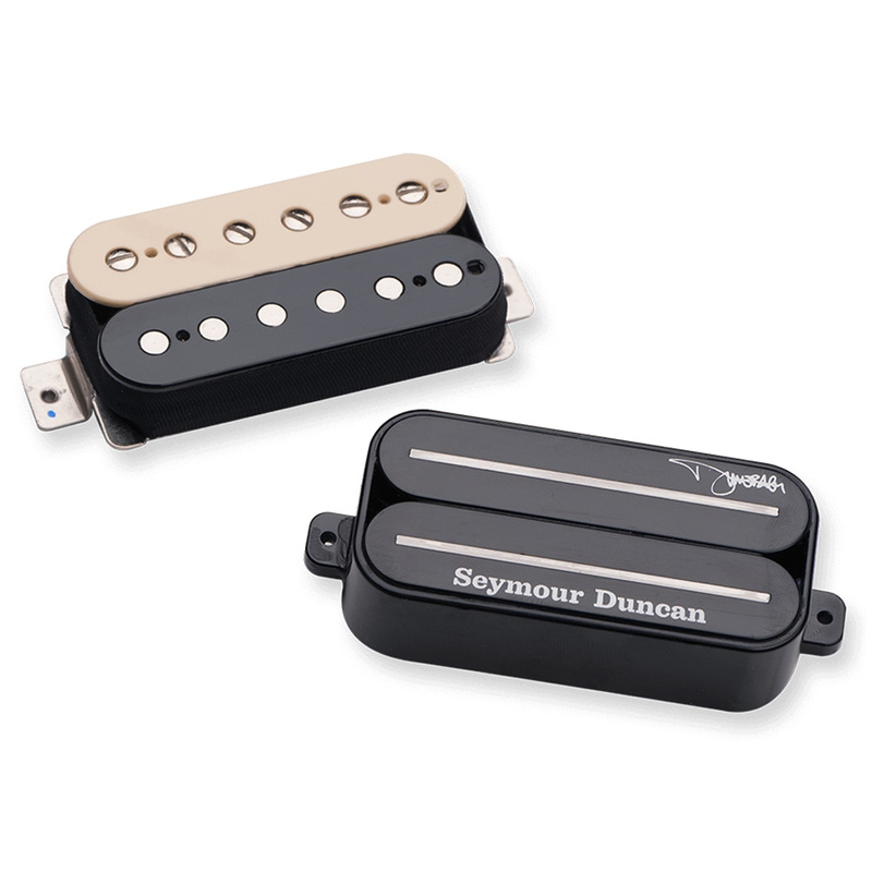 Seymour Duncan 11102-83-Z Dimebag Electric Guitar Pickup Set in Zebra