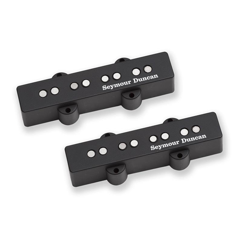 Seymour Duncan 11403-07 Apollo J-Bass 4-String Bridge/Neck Bass Pickup Set