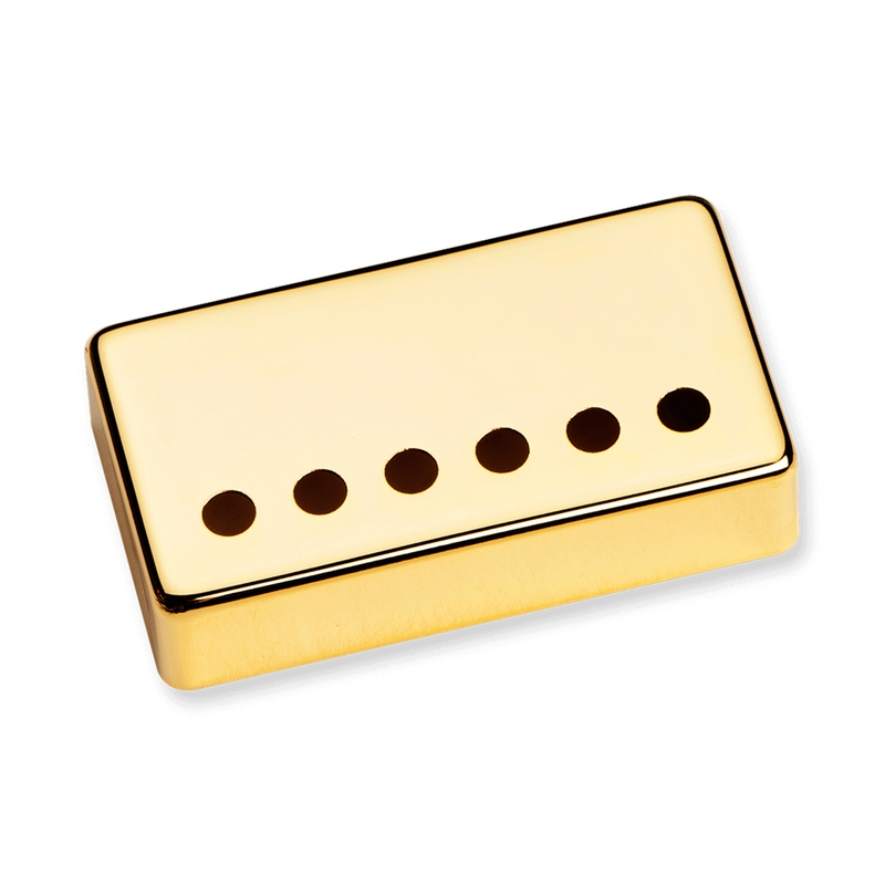 Seymour Duncan 11800-21-GC Trembucker Classic Cover - Gold